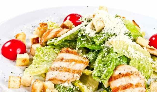 Салат «Цезарь» классический рецепт