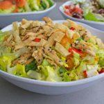 Салат Шанхай с курицей рецепт