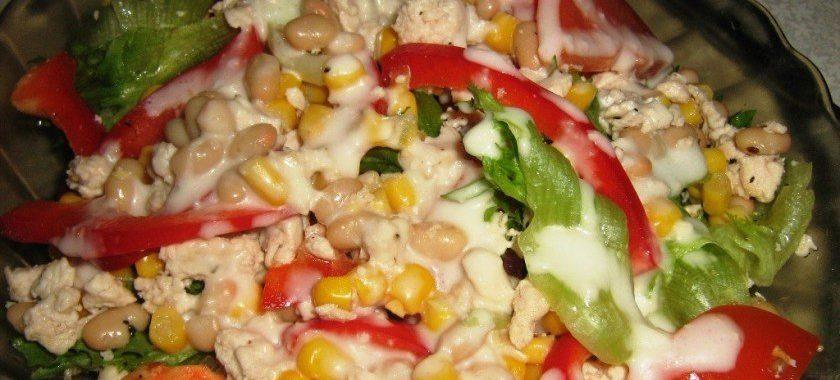 Салат Сомбреро рецепт приготовления