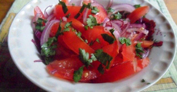 Салат «Ачичук» рецепт приготовления