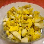 Салат с дайконом «Нарциссы» рецепт