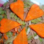 Салат «Узбекский» рецепт приготовления