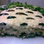 Салат «Белая береза» рецепт приготовления