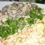 Салат «Альтернатива» рецепт приготовления