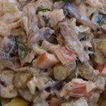 Салат «Куба» рецепт приготовления