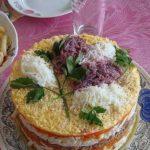 Салат мимоза рецепт приготовления