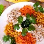 Салат с сухариками рецепт приготовления