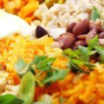 Салат «Калейдоскоп» рецепт приготовления