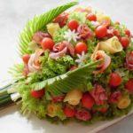 Салат «Рыбки в пруду» рецепт приготовления