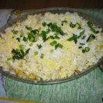 Салат «Французский» рецепт приготовления