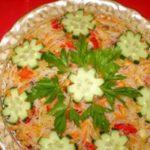 Салат «Фунчоза» рецепт приготовления