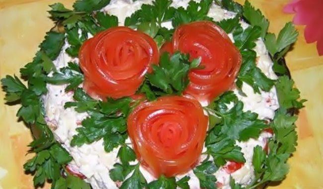 Салат «Скиф» рецепт приготовления